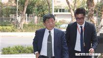 衛福部長陳時中18日出席行政團隊共識營 圖/記者林敬旻攝