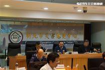新北市核安監委會譴責核醫2號機降載先斬後奏。(圖/新北市消防局提供)