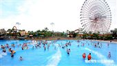 劍湖山水樂園,玩水,水上活動,人造海浪。(圖/劍湖山提供)'