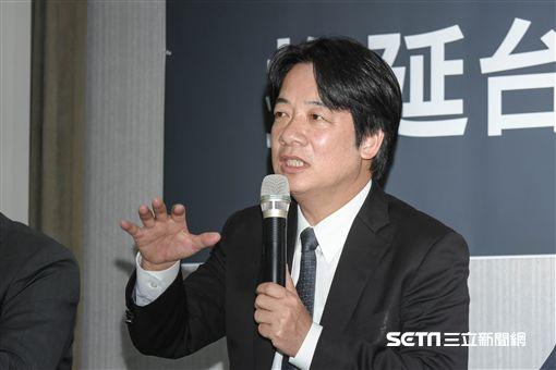 民進黨中常會台南市長賴清德 圖/記者林敬旻攝