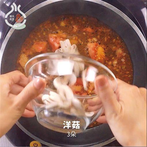蓮瓜廚房提供