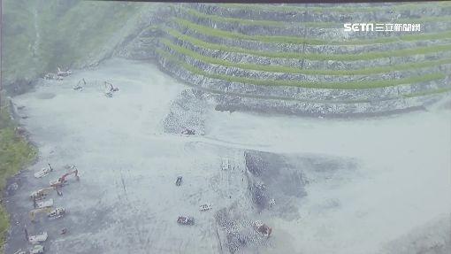 花蓮後山挖到斷頭! 綠委控欣欣水泥違法開採-採礦-水泥業-石坑子山-