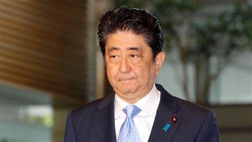日本首相安倍晉三(圖/路透社/達志影像)