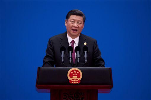 陳大光,越南,主席,中國大陸,習近平,一帶一路高峰會圖/路透社/達志影像