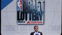 NBA選秀抽籤