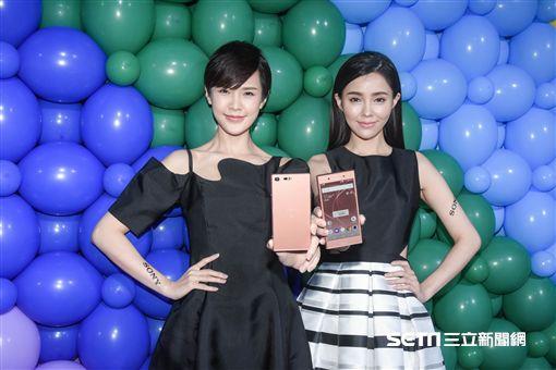 SONY XZ Premium正式發表記者會 圖/記者林敬旻攝
