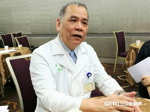 台大醫院外科部副主任、大腸直腸外科主任梁金銅。(圖/記者楊晴雯攝)