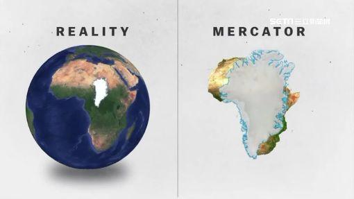 「世界地圖」錯很大!俄羅斯「長大三倍」