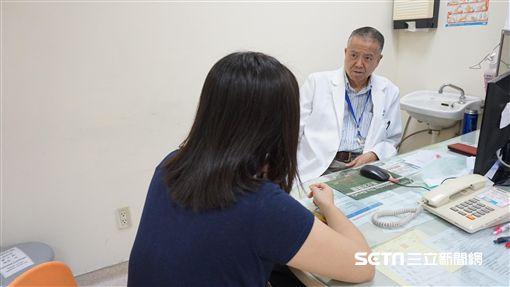 醫師楊自強表示,長期吃避孕藥,如果突然發生劇烈頭痛、嘔吐等情形,要儘速就醫,減少傷害的發生。(圖與新聞當事人無關/童綜合醫院提供)