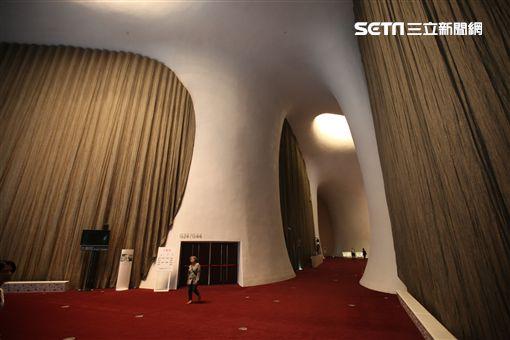拍攝八年!揭密台灣建築團隊如何挑戰不可能(圖/記者簡佑庭攝)