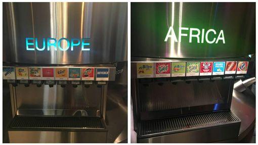 可口可樂,展覽館(圖/翻攝自《環球網》)