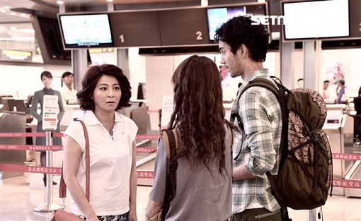 雖然媽媽說我不可以嫁去日本,林美秀,王彩樺,羅北安,簡嫚書(圖/得藝文創提供)