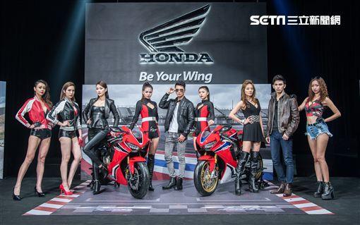 Be Your Wing!Honda 2017二輪車款經驗亮相