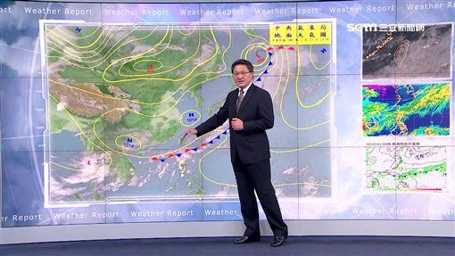 潘大綱:降雨機率提高!南部.東部明短暫陣雨 \ \ ]