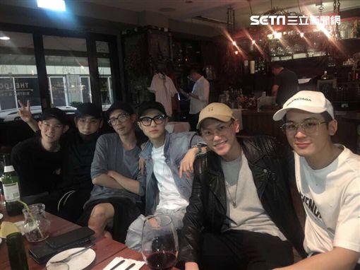 Andy,張世明,JPM,王子,毛弟,小杰,吳思賢,小樂,夏和熙
