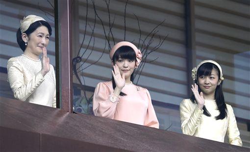 日本真子公主Princess Mako(圖/美聯社/達志影像)