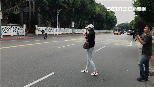 土豪哥案,飯局妹湯芷羚(圖/記者潘千詩攝)