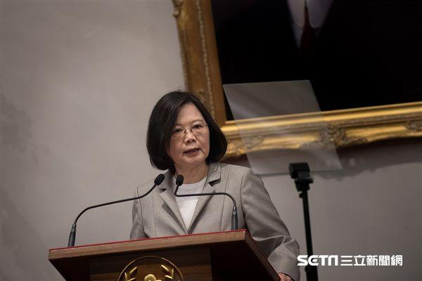 總統蔡英文 圖/總統府提供