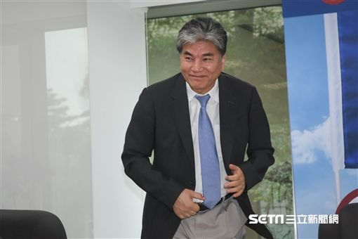 吳敦義與任內閣員有約,前內政部長李鴻源。 圖/記者林敬旻攝