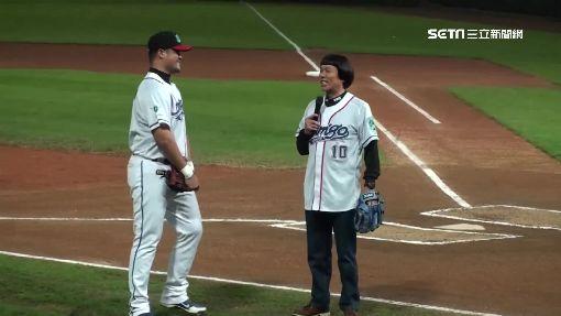 """豬哥亮組""""明星棒球隊"""" 青澀樣全曝光"""