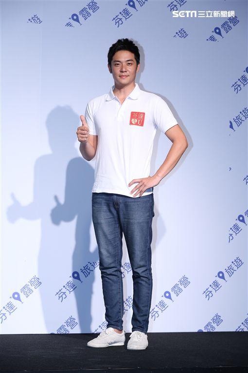 姚元浩擔任風格大使代言北海道露營車旅遊
