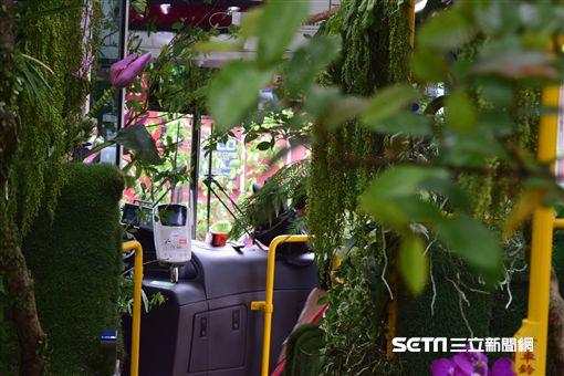 全台首創森林公車。(圖/美好關係提供)