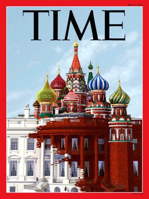 時代雜誌,TIME(圖/翻攝自時代雜誌官網)