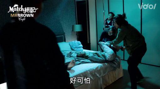 吳慷仁,邵雨薇,極品絕配 圖/翻攝自VIDOL