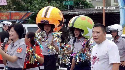 """最會跳舞的警察! 竟是二線四""""分局長"""""""