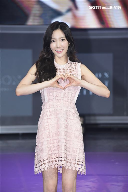 韓國女團少女時代隊長太妍首度在台一連三天舉辦個人演唱會