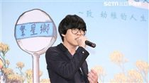 盧廣仲出席植劇場《花甲男孩轉大人》首映記者會