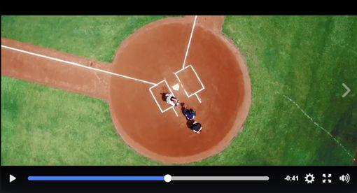世大運最新宣傳影片「Taipei in Motion」。(圖/翻攝自影片)