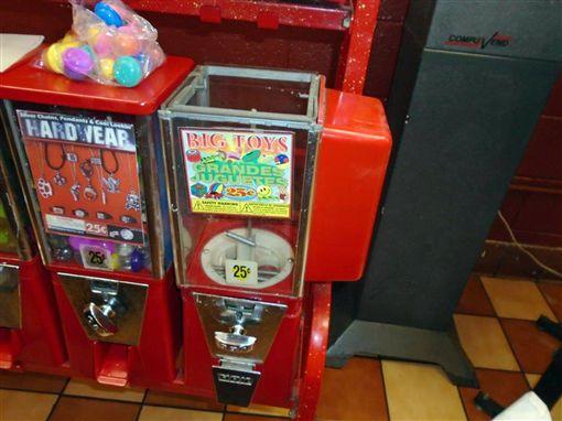 扭蛋機,玩具,白粉,毒品,古柯鹼圖/美聯社/達志影像