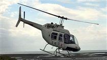 凌天航空直升機(圖/翻攝自凌天航空臉書)