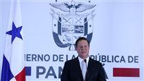 巴拿馬總統瓦雷拉,Juan Carlos Varela(圖/翻攝自推特)