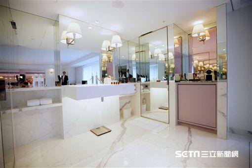 汪小菲 S Hotel,飯店,客房,餐廳。(圖/記者簡佑庭攝)