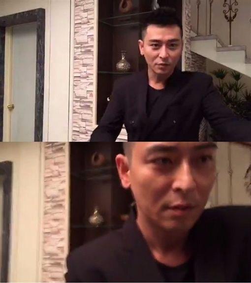 陳冠霖,一家人