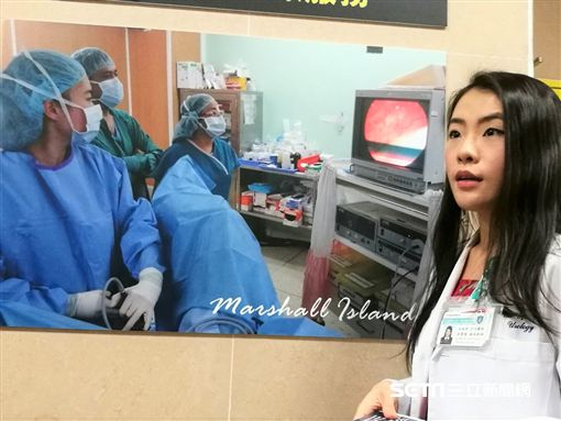 雙和醫院泌尿科主治醫師胡書維。(圖/記者楊晴雯攝)