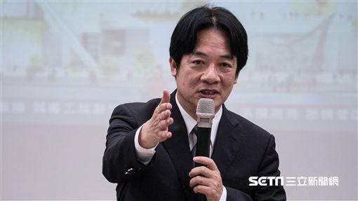 台南市長賴清德 圖/記者林敬旻攝