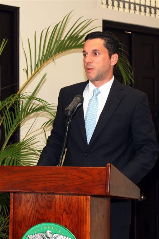 巴拿馬,建交,大陸,Luis Miguel Hincapie,外交部,次長(圖/翻攝自推特)