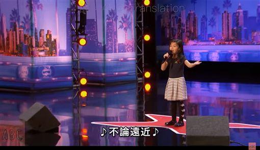 小鄧紫琪 譚芷昀 圖/翻攝自ABC Traslation YouTube