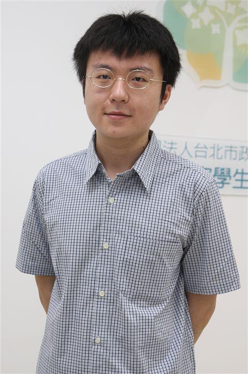 林朋霖,清華大學,貧窮,力爭上游,美國,讀書圖/中央社