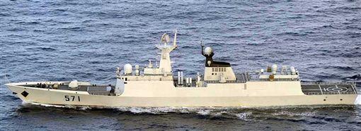 中共海軍飛彈護衛艦運城號_維基百科