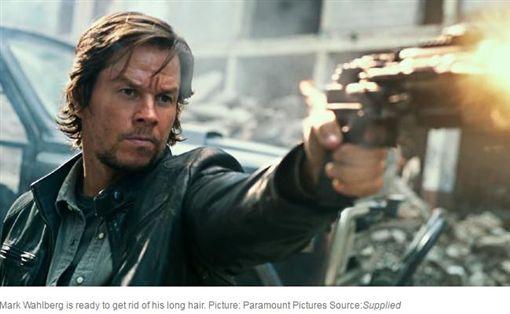馬克華柏格宣布不再演出《變形金剛》系列電影。(圖/翻攝自news.com.au)