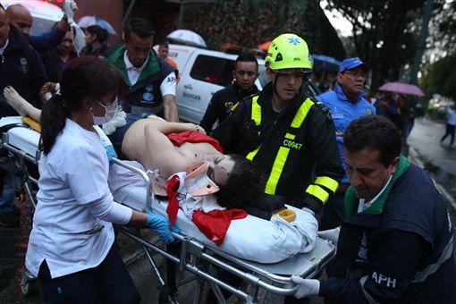 Bogota,哥倫比亞,波哥大,爆炸,百貨公司圖/美聯社/達志影像
