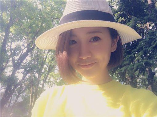 大島優子圖翻攝自大島優子推特https://twitter.com/Oshima__Yuko?lang=zh-tw
