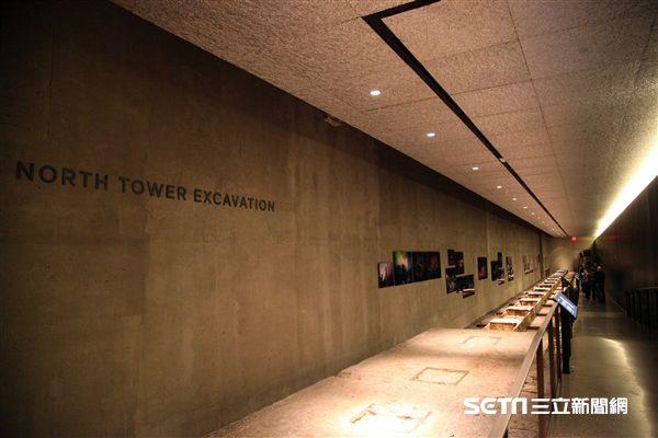 紐約,美國旅遊,911紀念博物館。(圖/記者簡佑庭攝)