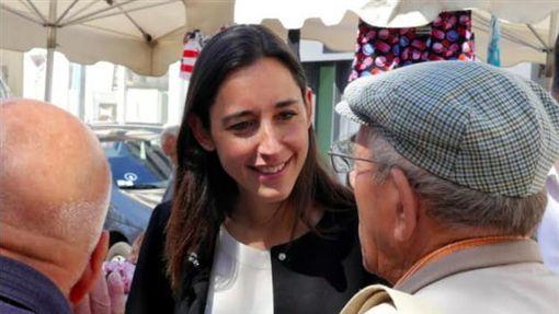 法國議員當選人Brune Poirson(圖/翻攝自Brune Poirson臉書)
