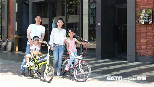 親子旅遊,住房送腳踏車。(圖/台南晶英酒店提供)