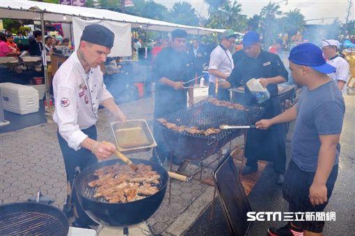 關島烤肉,BBQ。(圖/關島觀光局提供)